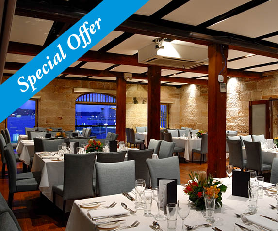 Banquet Event from $59pp <br> -The Rocks-