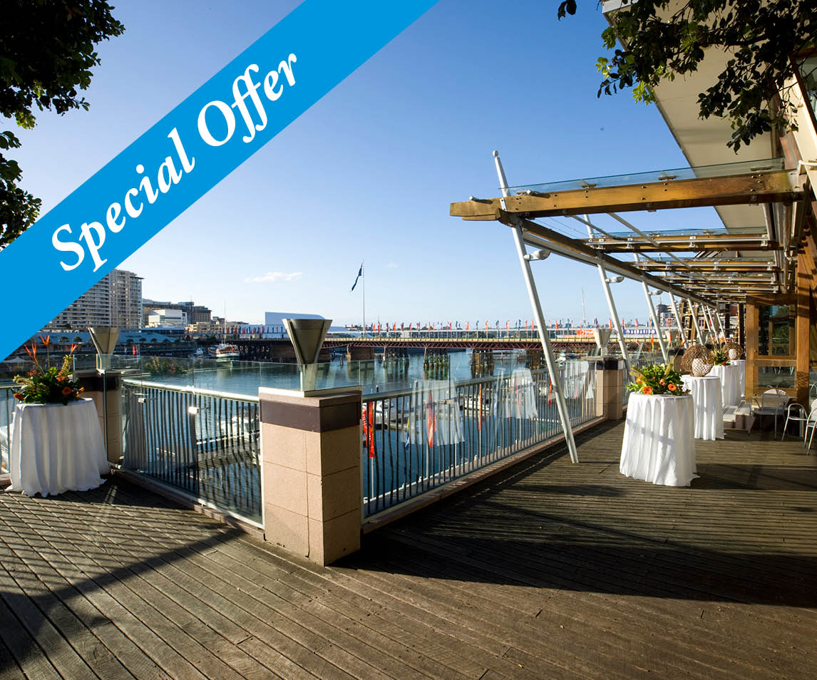 Day Conferences from $79pp <br> - Darling Harbour -