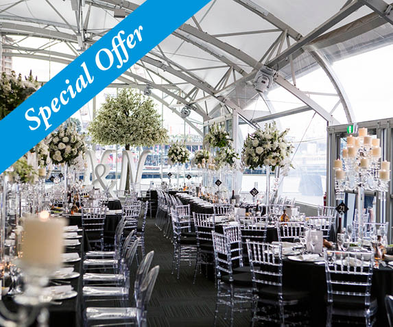Dockside Group Wedding Package