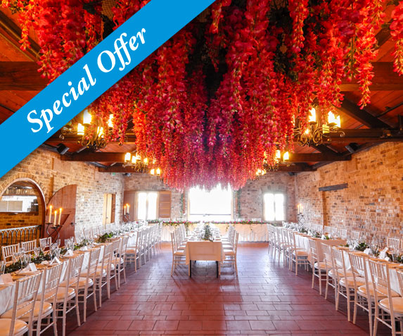 Winter Wedding at The Rocks from $100pp