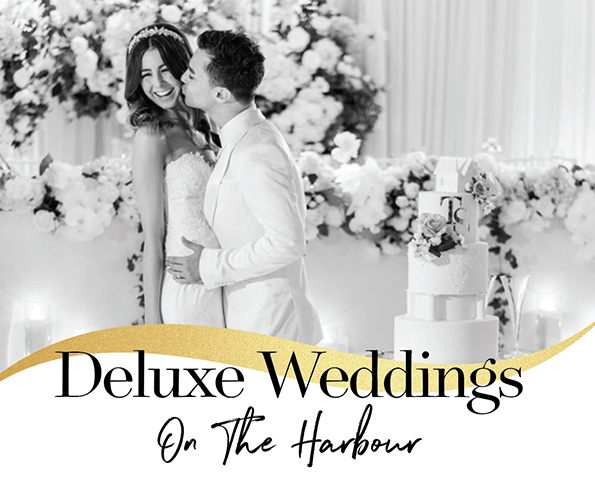 Deluxe Weddings on The Harbour