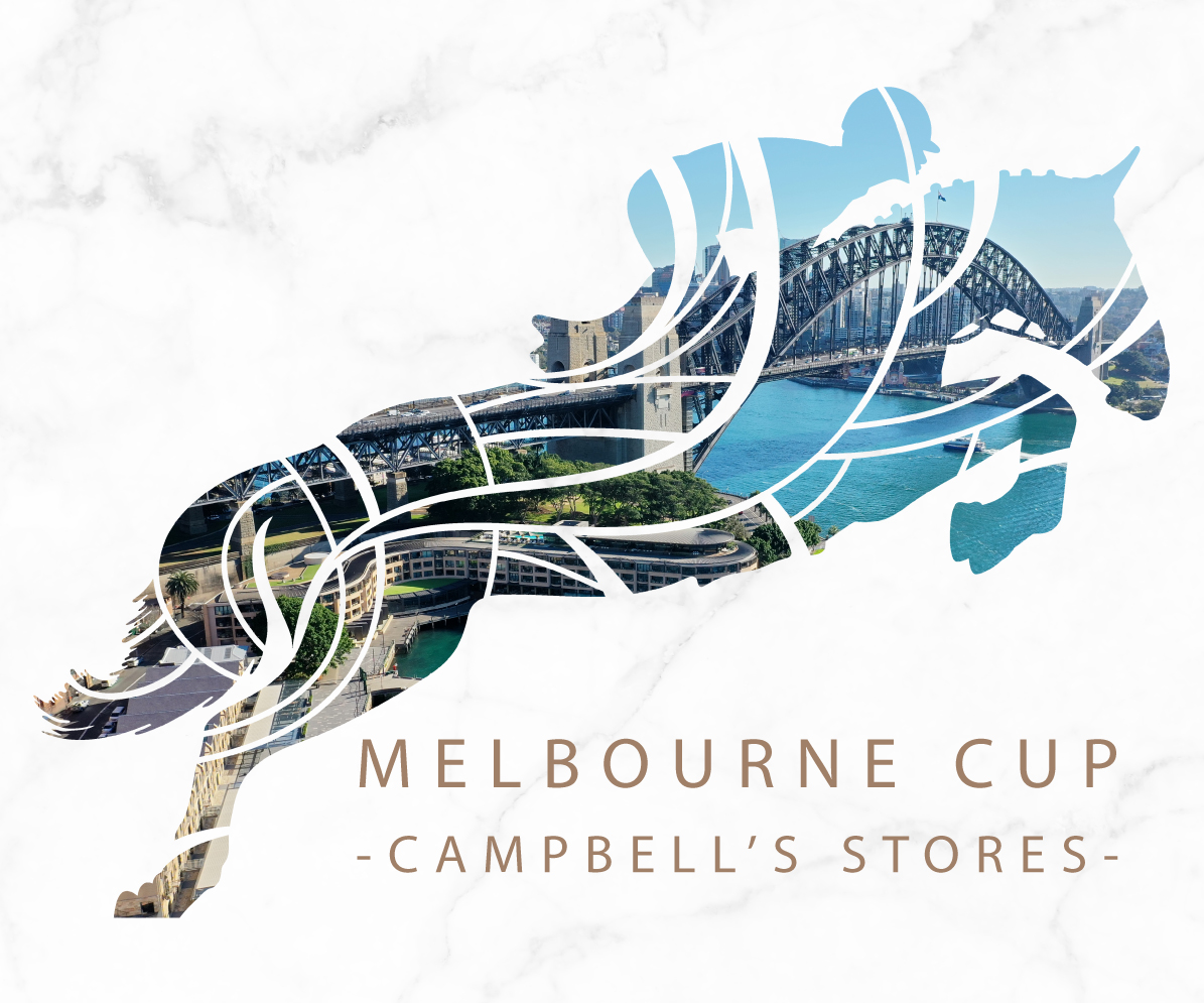 Melbourne Cup at Campbell's Stores