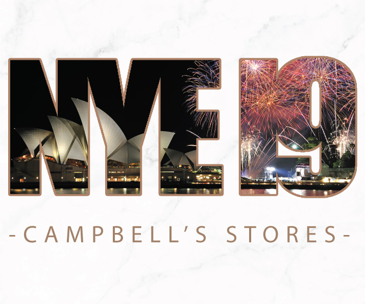 New Year's Eve at Campbell's Stores