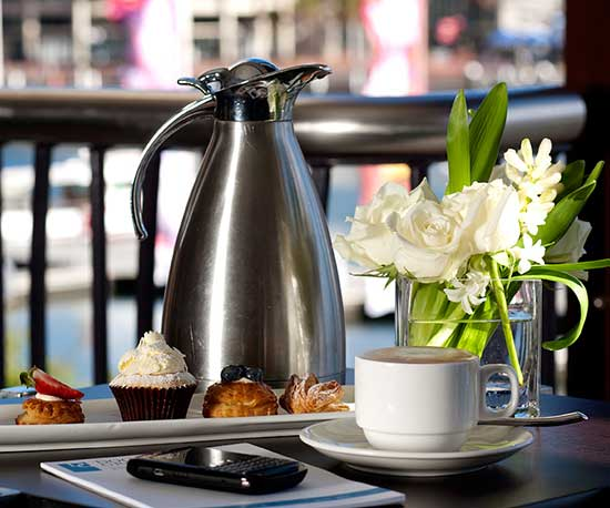 Breakfast from $45pp <br> - Darling Harbour -