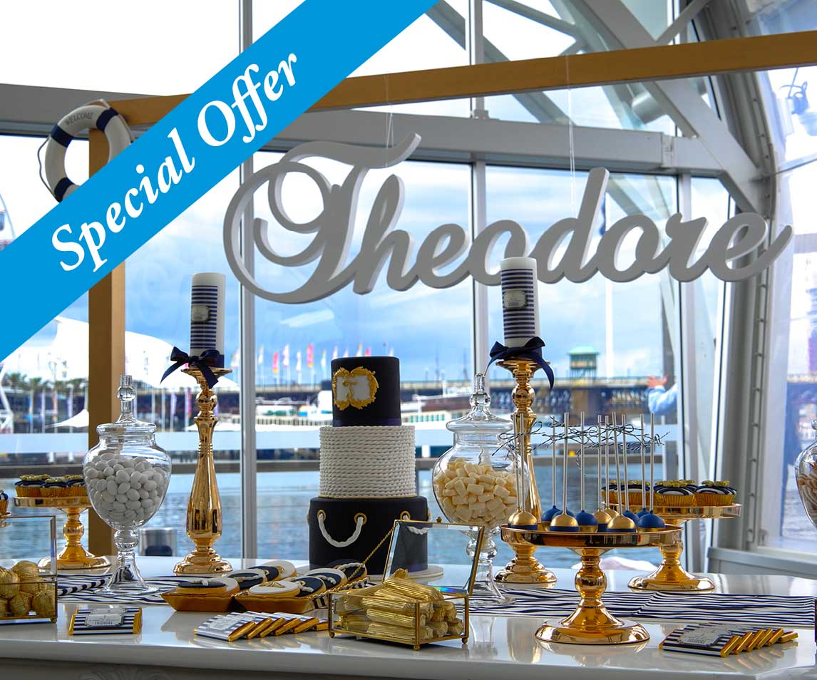 Christenings in Darling Harbour from $75pp