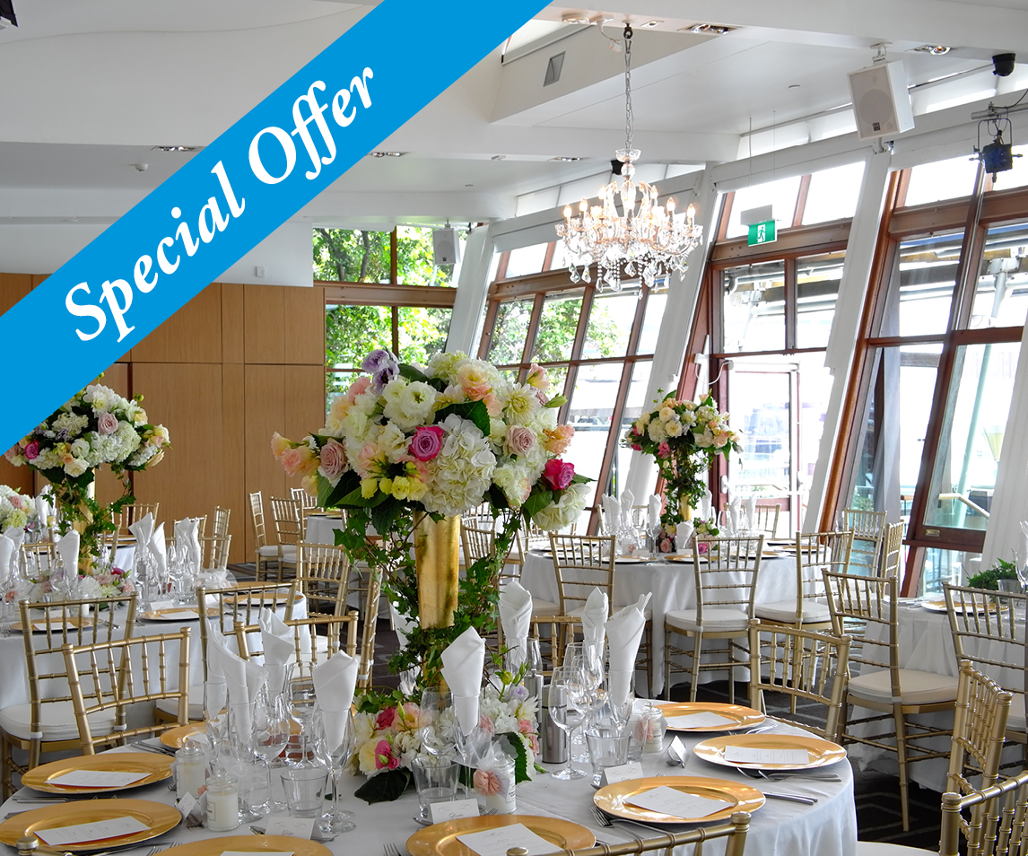 Engagement Parties in Darling Harbour from $78pp