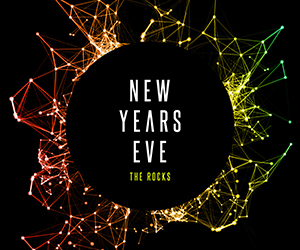 -New Year Celebrations- <BR> The Rocks