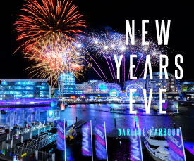 -New Year Celebrations- <BR> Darling Harbour