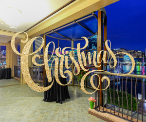 Celebrate Christmas at Dockside