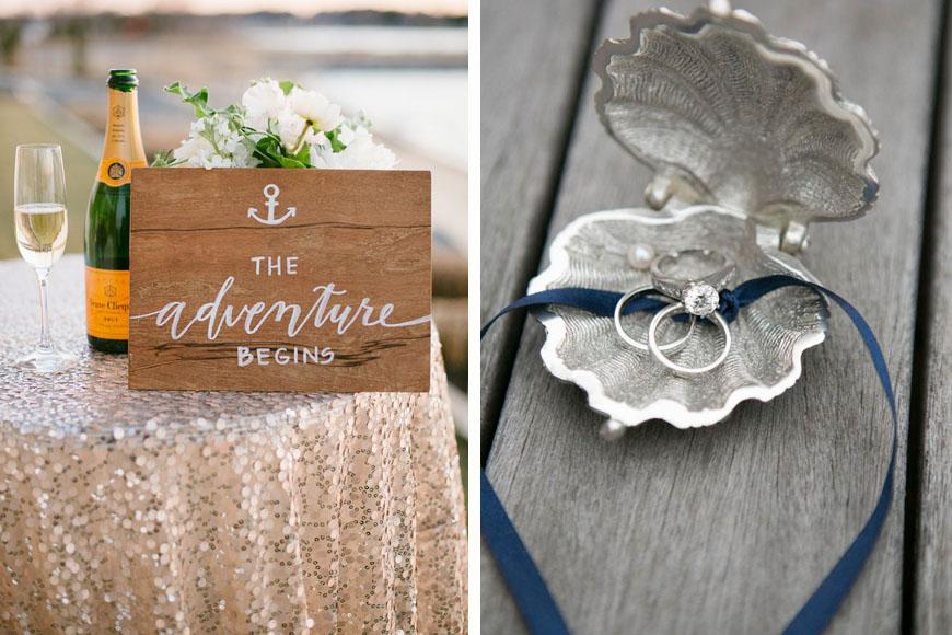 Wedding Theme Nautical