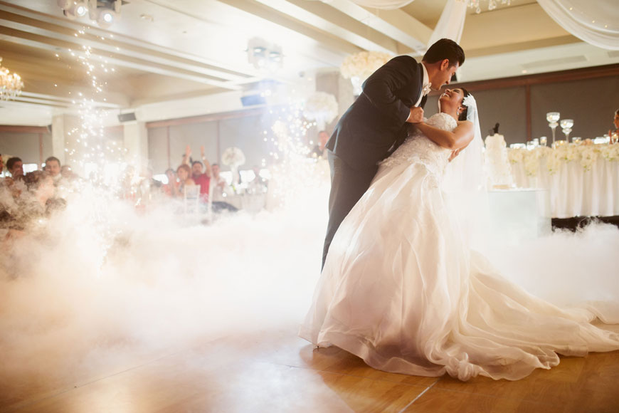 LET'S DANCE! The Most Popular First Dance Songs, According