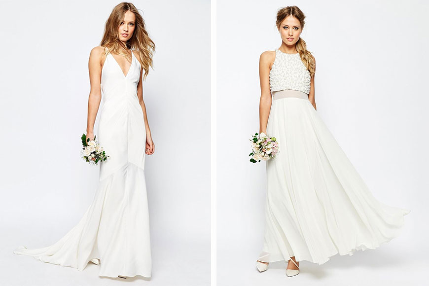 EMERGING TREND: AFFORDABLE WEDDING GOWNS!
