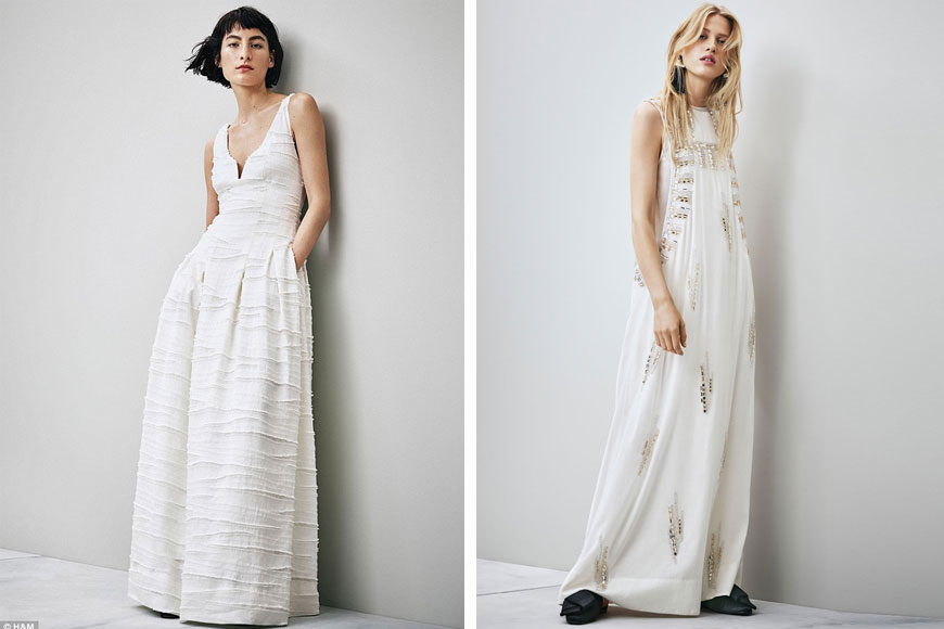 EMERGING TREND: AFFORDABLE WEDDING GOWNS