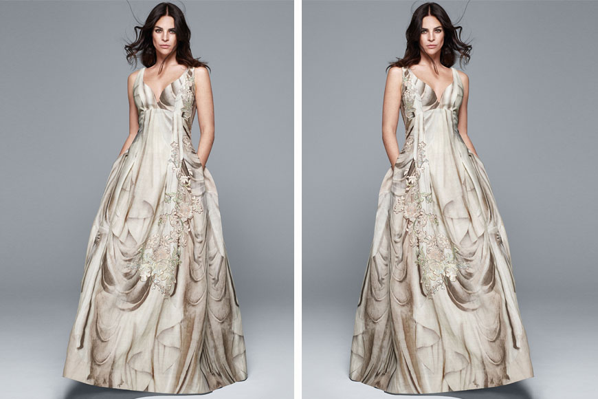 Wedding gowns affordable high cut wedding dresses for Discount wedding dresses arizona
