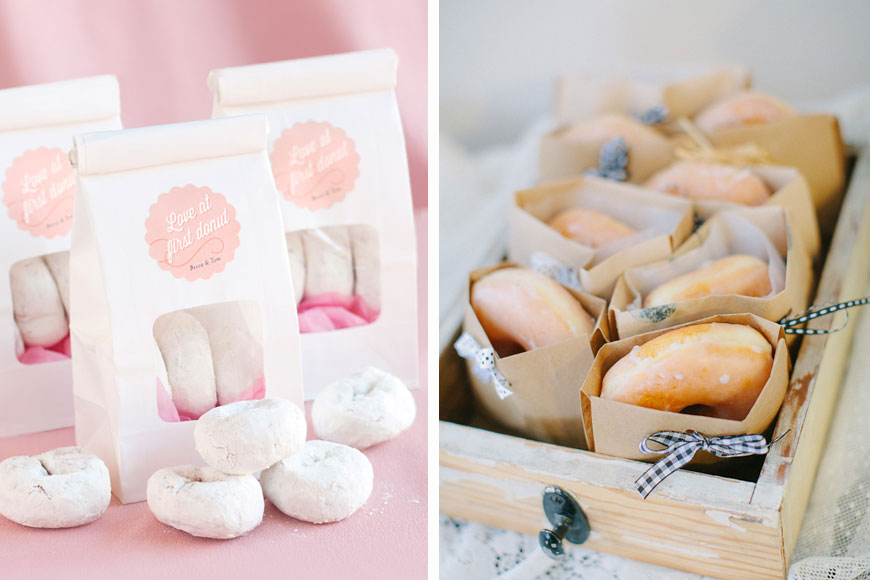 10 Edible Wedding Favours Your Guests Wont Leave Behind