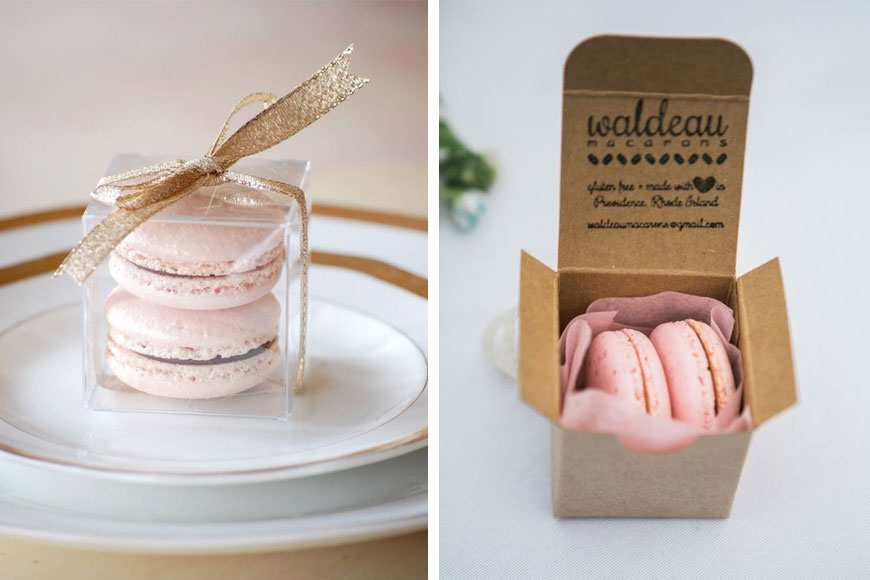 10 Edible Wedding Favours Your Guests Won\'t Leave Behind