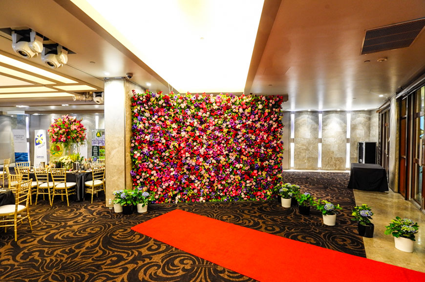 The 2016 Annual Flower Growers Ball at Dockside