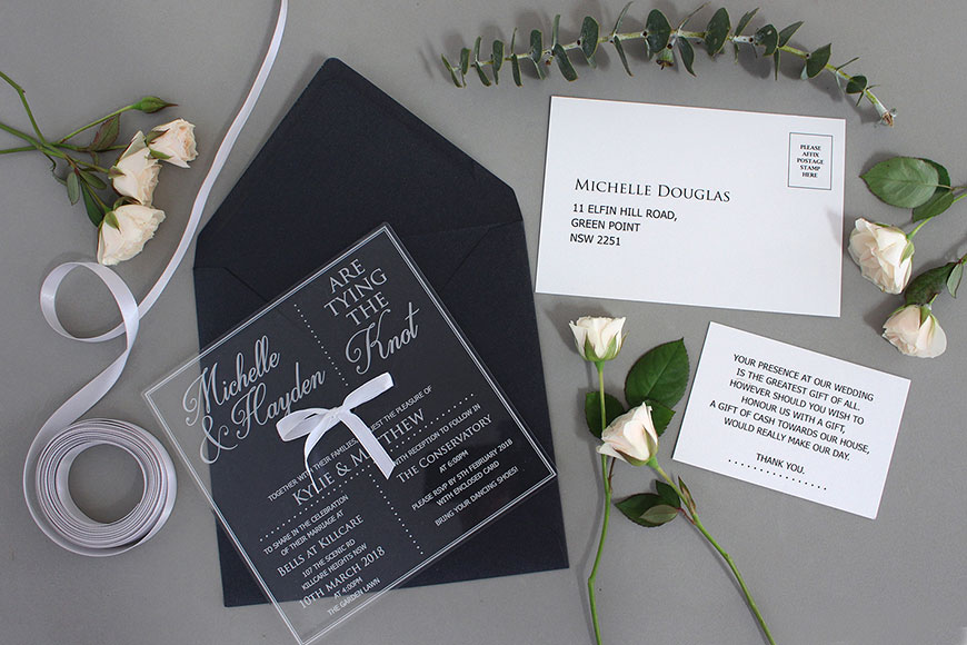 Wedding Gift Etiquette When Not Invited : ALL YOU NEED TO KNOW ABOUT WEDDING INVITATION ETIQUETTE