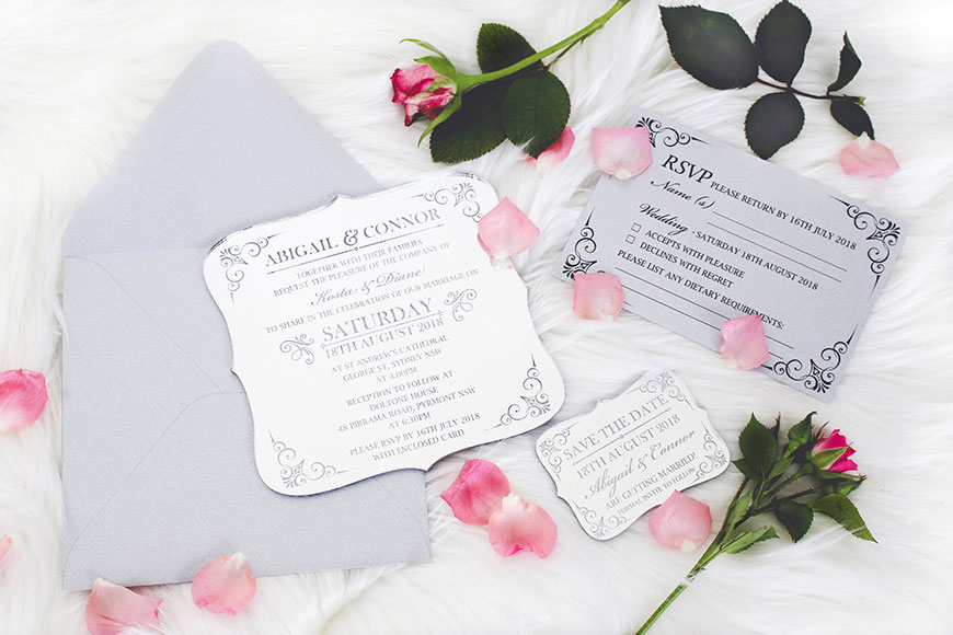 How Long Before Your Wedding Should You Send Out Invitations: ALL YOU NEED TO KNOW ABOUT WEDDING INVITATION ETIQUETTE