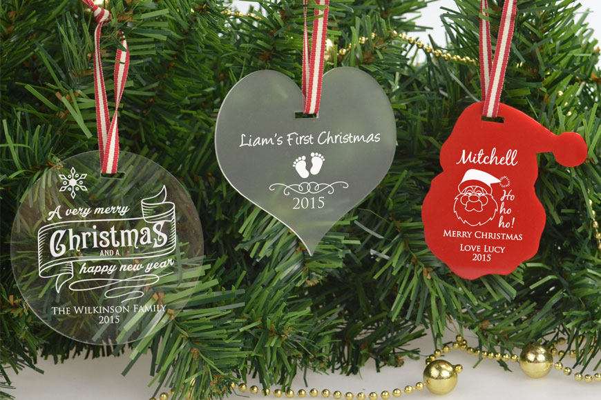 GUEST BLOGGER Christmas Inspired Wedding Ideas by Personalised