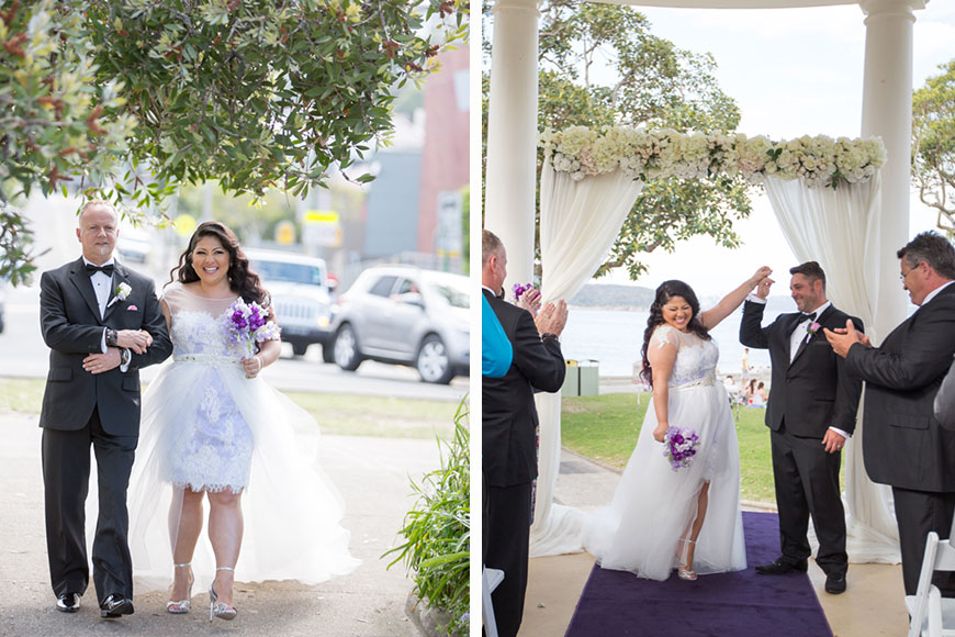 Real Wedding Tara And Raymond
