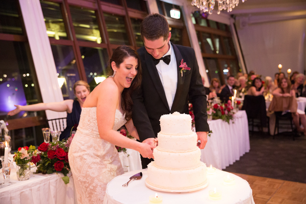 REAL WEDDING: Victoria And Brodie